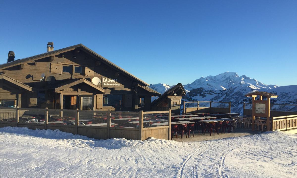 alpage hiver