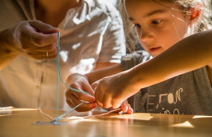 atelier créatif les saisies